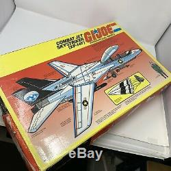 VTG GI JOE SKYSTRIKER COMBAT FIGHTER JET XP-14F With Box