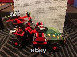 VTG LEGO Space 6989 M-Tron Mega Core Magnetizer 100% Complete Minifigures