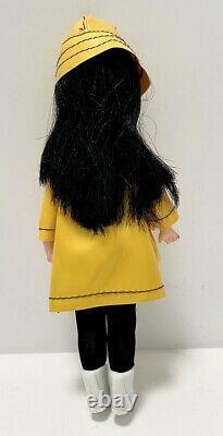 Vintage 1960's SUSIE SLICKER 8 Big-Eyes Sad Keane Doll Pre-Blythe Mod IN BOX