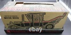Vintage 1964 Amt 91-201 Munsters Koach Plastic Toy In Original Box
