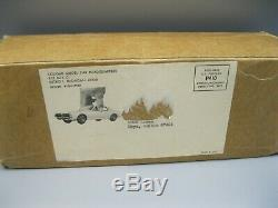 Vintage 1967 Plastic Mercury Cougar Dealer Promo Car 2 Door Olive Green With Box