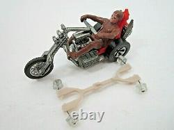 Vintage 1970 Mattel Hot Wheels Rrrumblers Mean Mountain Play Set In Box Rumblers