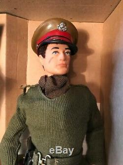 Vintage 1970s Action Man Field Commander & Field Radio Boxed
