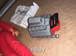 Vintage 1975 SIX MILLION DOLLAR MAN VG Cond KENNER BIONIC MAN w Engine In Box