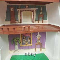 Vintage 1976 Hasbro Weebles Haunted House Romper Room Play House Halloween WithBox