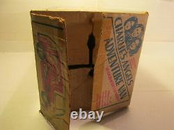 Vintage 1978 Hasbro Charlie's Angels Adventure Van With Box #4890 t3800