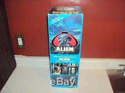 Vintage 1979 Kenner 18 Alien New In Box Never Removed + Poster & Insert Rare