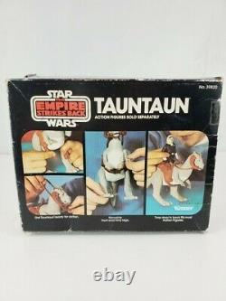 Vintage 1979 Kenner Star Wars ESB Action Figure Lot TaunTaun Complete With Box