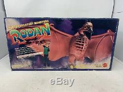 Vintage 1979 Mattel Shogun Warriors RODAN World's Greatest Monsters With Box
