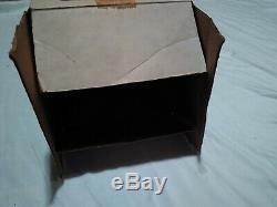 Vintage 1982 Star Wars Rebel Transport ESB Box Backpack Gas mask Complete Hatch