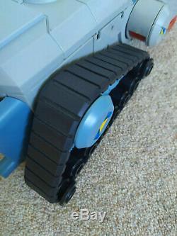 Vintage 1986 ThunderCats THUNDERTANK Original Box 99% complete, LJN / Rainbow