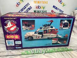 Vintage 1989 Kenner The Real Ghostbusters ECTO-1A Vehicle Factory Sealed NIB
