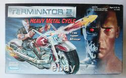 Vintage 1992 Terminator 2 Judgment Day Heavy Metal Cycle Arnold Kenner New Misb