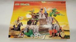 Vintage 1993 Lego Set #6076 Dark Dragon's Den 100% complete withbox/instructions