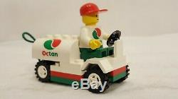 Vintage 1994 Lego Set #6539 Victory Cup Racers+ Fuel Truck100% comp withbox/instr