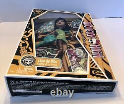 Vintage 2009 Monster High Cleo de Nile Dawn of the Dance Doll New In Box NRFB