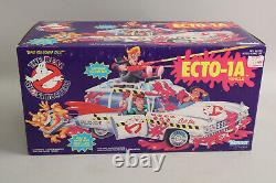 Vintage 80s Kenner Real Ghostbusters ECTO-1A Vehicle BNIB Sealed NIB MIB withGhost