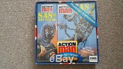 Vintage Action Man 40th Anniversary SAS Boxed Set