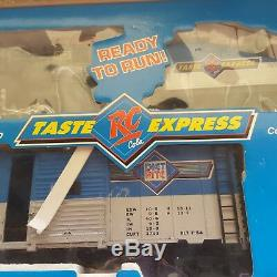 Vintage Aristo Craft RC Cola 5400 Taste Express G Scale Train Set Orig Box B414