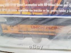 Vintage Bachmann Golden Spike Ho Scale Electric Train Set Original Box 00615