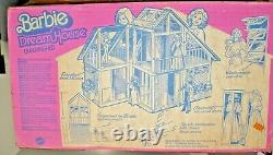 Vintage Barbie Dreamhouse 1978 Mattel No. 2588 New In Box! Stored Many Years