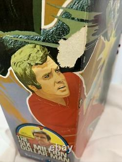 Vintage Bionic Bigfoot The Six Million Dollar Man 1977 Kenner Complete With Box