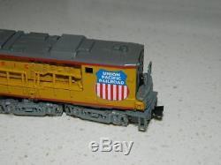 Vintage Con-Cor Union Pacific 3321B Gas Turbine Diesel #62 N Scale, C-9 In Box