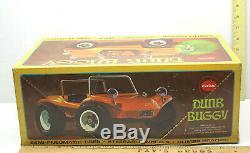 Vintage Cox 049 Dune Buggy Gas Powered Purple Meyers Manx #3700+Original Box