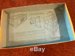 Vintage Dinky Toys Mint with Box Service Station Building No. 785