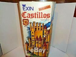 Vintage Exin Castles Gran Alcazar XI Construction Toy Ref 0211