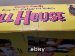 Vintage FULL HOUSE Dolls Danny's FAMILY Danny DJ Stephanie Michelle Tiger NEW 93