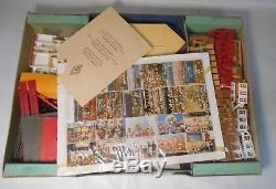 Vintage Faller HO 00 901 City Buildings Kit In Original Box