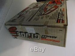 Vintage G. I. Joe Vehicle DREADNOK AIR ASSAULT. COMPLETE. BOX & BLUEPRINTS RARE