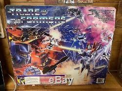 Vintage G1 Transformers Megatron Action Figure Complete Boxed VGC Hasbro 1984