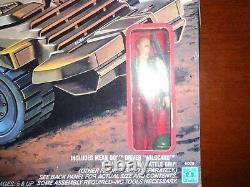 Vintage GI Joe 1988 Mean Dog In Original Box Still In Plastic Brand New