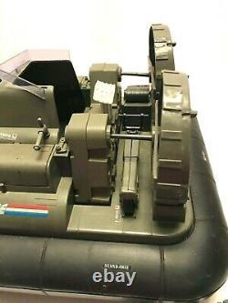 Vintage Gi Joe Killer Whale Hovercraft 1984 100% Complete Unbroken W Box Mib