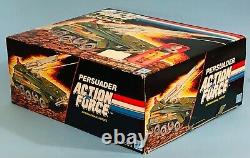 Vintage Hasbro Action Force G. I. Joe Persuader Used In Box Complete European Rare