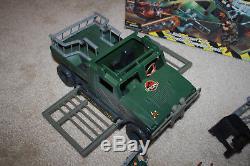 Vintage Kenner Lost World Jurassic Park Humvee Capture Vehicle withBox