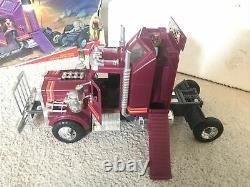 Vintage Kenner Mask action figure toy M. A. S. K. Semi Truck Rhino With Box