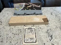 Vintage Kenner Star Wars 1978 Mail-Away Figure Stand Original Box/Instructions
