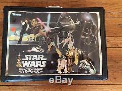 Vintage Kenner Star Wars Action Figure Lot 1977-78