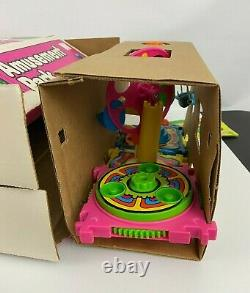 Vintage Kenner Tree Tots Family Tree House Amusement Park COMPLETE New in Box
