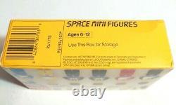 Vintage Lego 6703 Space Minifigures (Blacktron & Futuron) (Brand New & Sealed)