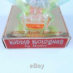 Vintage Liddle Kiddle Kologne Apple Blossom 3707 In Box Unopened Bottle No Tag