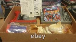 Vintage MOTU HE-MAN THE EVIL HORDE THE SLIME PIT, Boxed with Original Slime