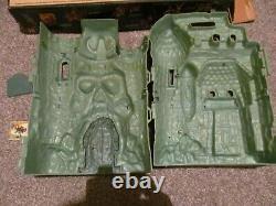 Vintage MOTU Masters Of The Universe Castle Grayskull WithBox & Jawbridge