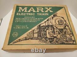 Vintage Marx Electric Train Set #52290 with box