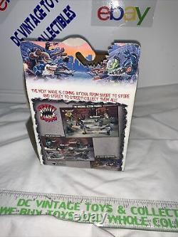 Vintage Mattel Street Sharks KILLAMARI Action Figure 1994
