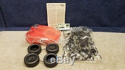 Vintage Monogram 1985 Corvette Coupe Plastic Model Kit 18 Scale Boxed Sealed
