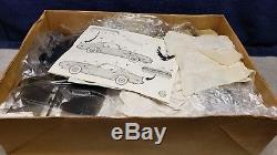 Vintage Monogram Turbo Pontiac Trans Am Plastic Model Kit 18 Scale Boxed Sealed